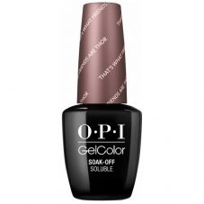 OPI Gel - Iceland - Thats what friends are Thor